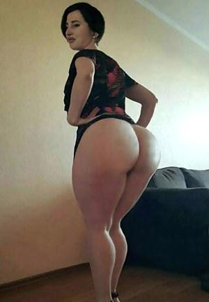 Mature Bubble Butt Porn Pictures