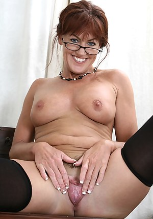 Mature Glasses Porn Pictures